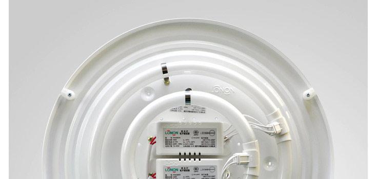 朗能镇流器接线图